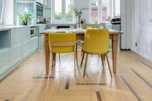 天格地暖实木地板:打造东方雅韵与西式风情完美生活机床
